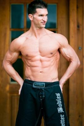 Vince DelMonte - WBFF Pro Fitness Model